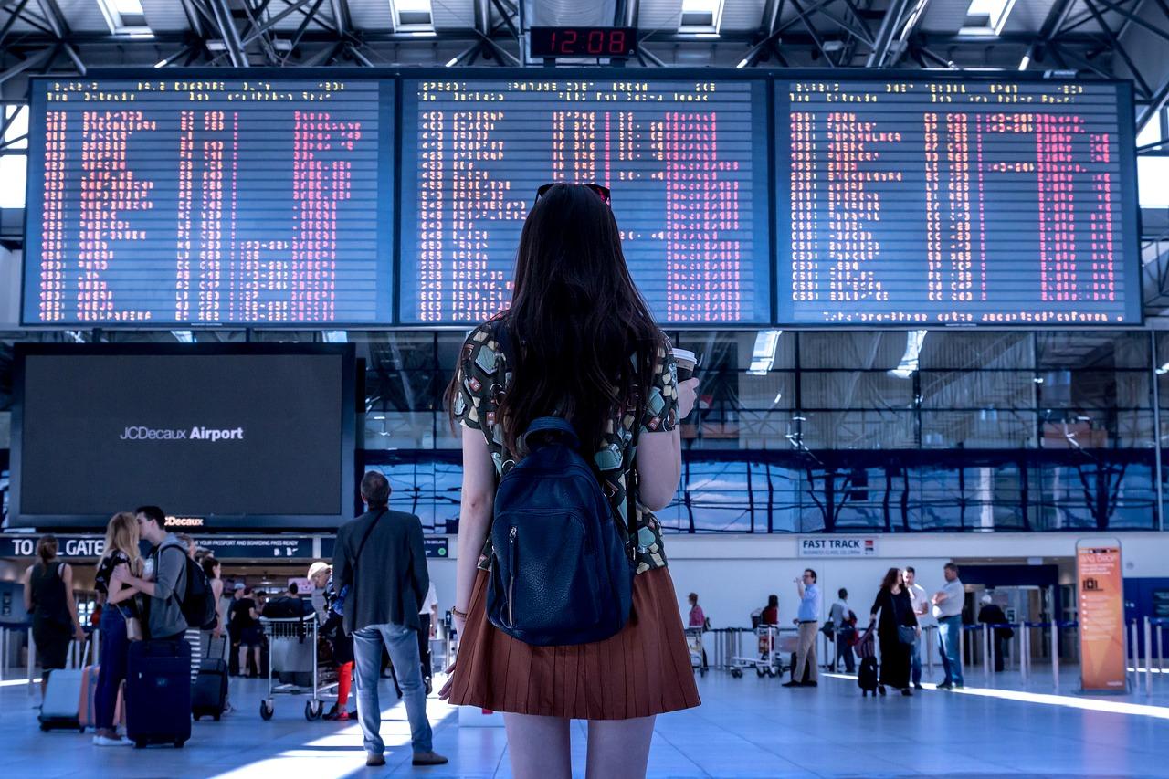 10 dicas para sua primeira viagem de avião