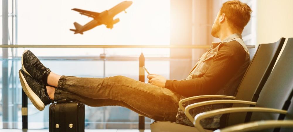 Como é o seguro de saúde em viagens de avião