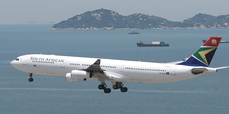 Voo cancelado pela South African Airways: saiba o que fazer