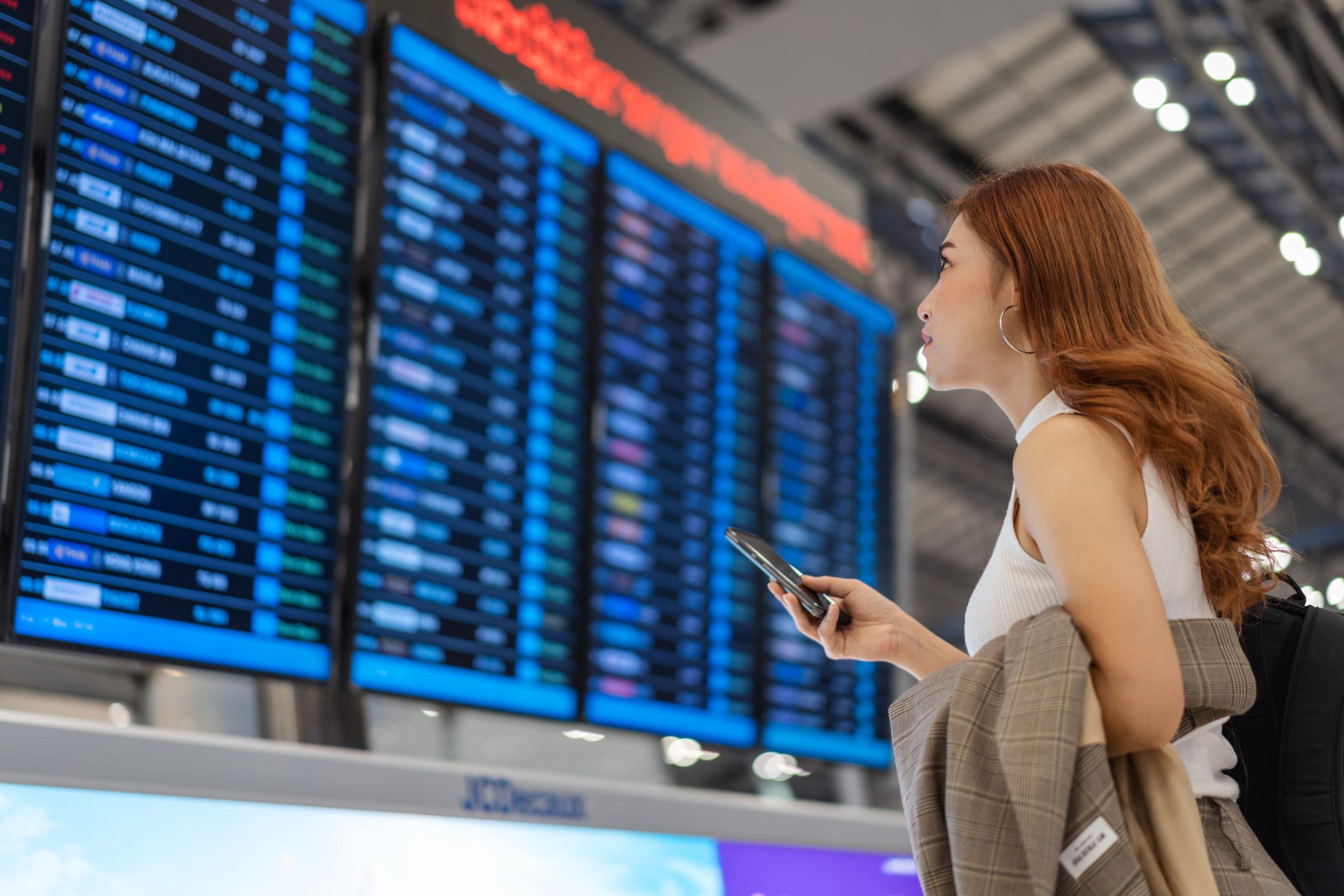 Atraso de voo: saiba quais são seus direitos