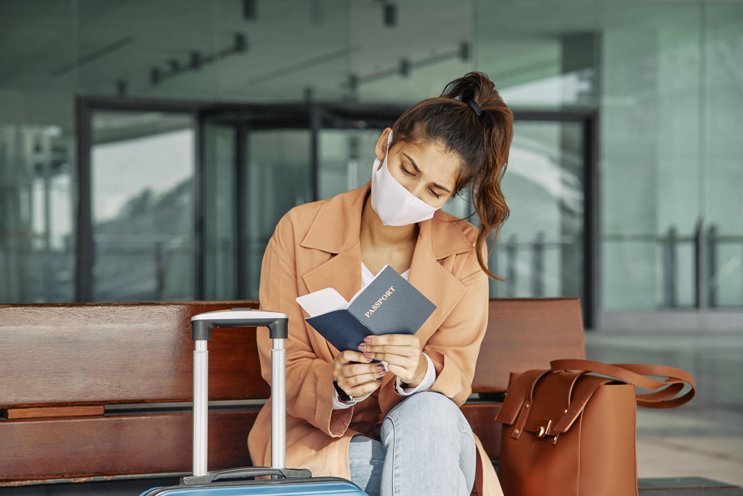 Viajar na pandemia: principais cuidados para a sua viagem de avião