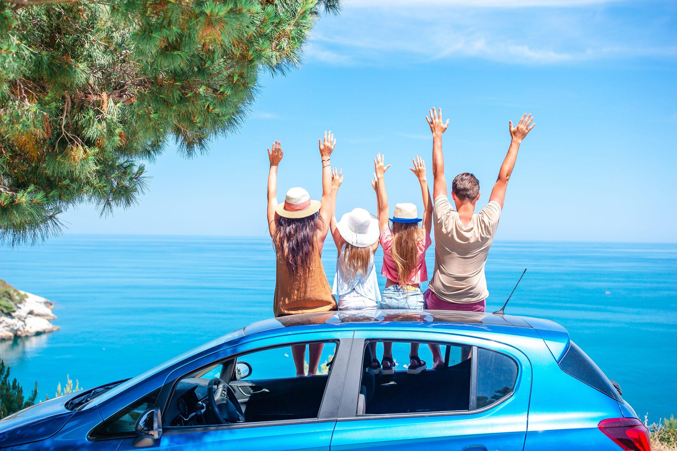 15 melhores destinos para uma viagem em família