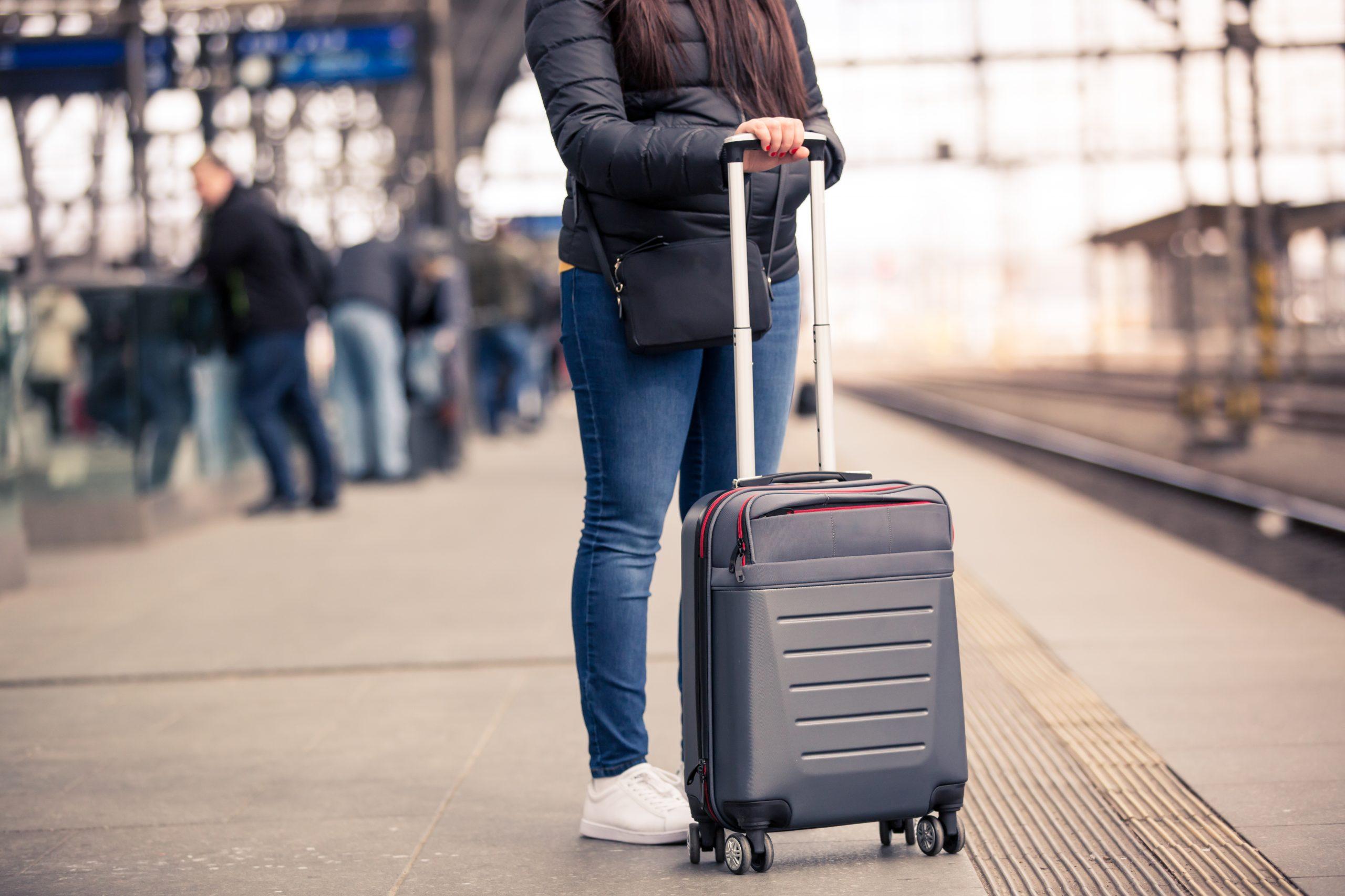Dá para viajar só com a mala de mão?